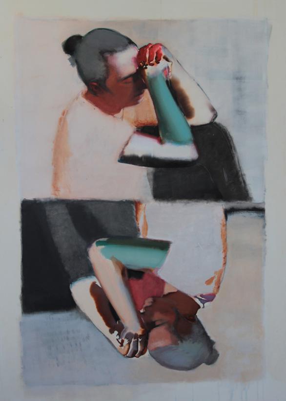 Наталья Залозная – белорусская художница, уже более 15 лет проживающая в Бельгии. Наталья постоянный