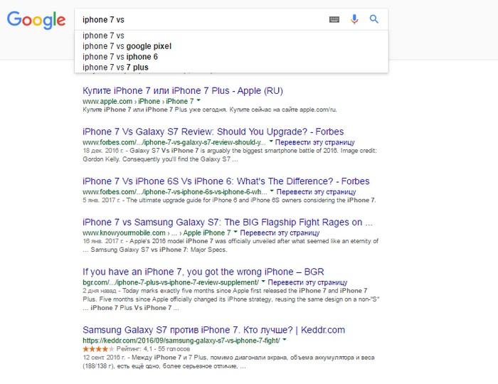 Выбираете новый телефон, микроволновую печь, помаду или что угодно? Лучшее познаётся в сравнении. Уз