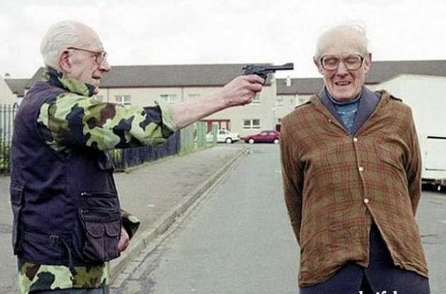 Старички-весельчаки. Жизнь только начинается