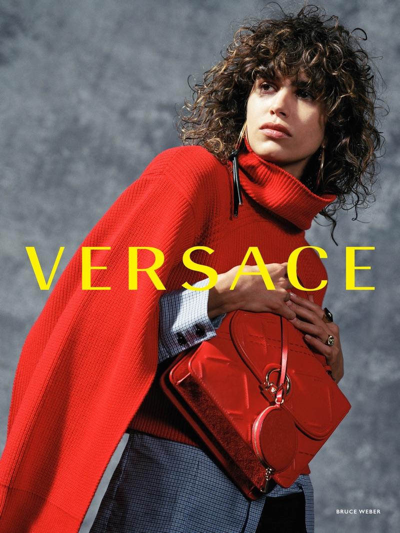 Осенне-зимняя рекламная кампания Versace