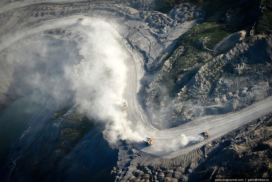 Запасов угля на Талдинском разрезе — более 900 млн.т. При сегодняшнем уровне добычи (8 200 тыс.