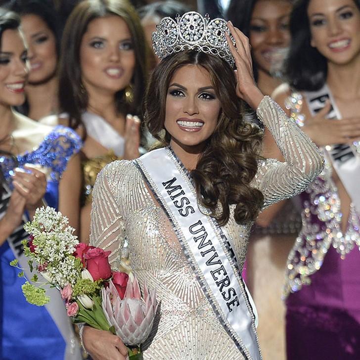 Габриэла Ислер, Венесуэла. «Мисс Вселенная — 2013». 25 лет, рост 181 см, параметры фигуры 90?60?