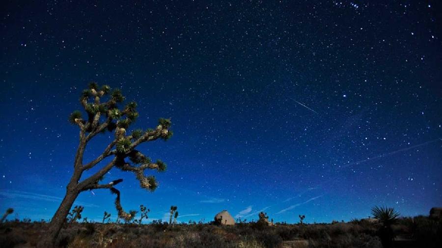 13. Урсиды Урсиды активны в декабре. Метеоры летят в небе со скоростью 10-15 штук в час, со случайны