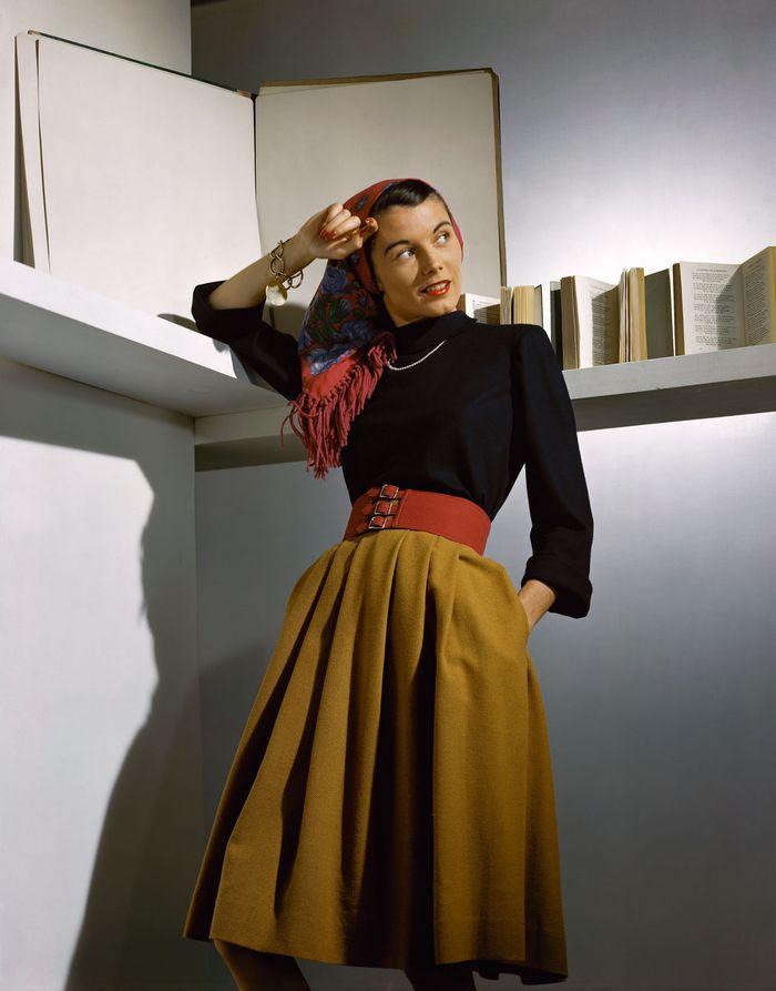 Horst P. Horst для Vogue, 1941 год.