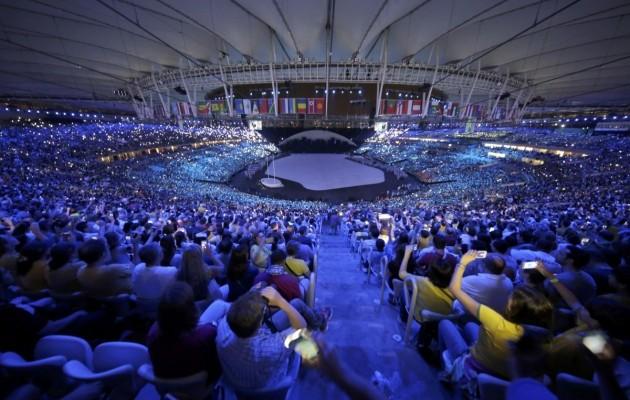 НаИграх-2016 вРио разыгран 1-ый комплект наград
