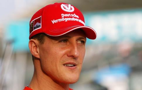 Семикратный чемпион «Формулы-1» Шумахер реагирует налечение— диМонтедземоло