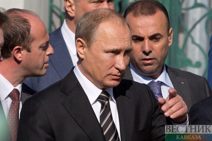 ВДень города перед москвичами выступит президент Российской Федерации Владимир Путин