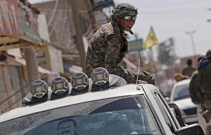 Американский генерал: вМосуле остаются допяти тысяч боевиков ИГИЛ