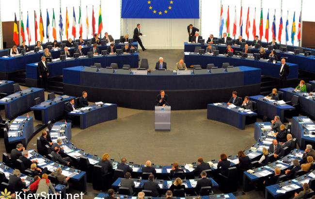 Сегодня Европарламент призовет поддержать Украинское государство всуде против РФ