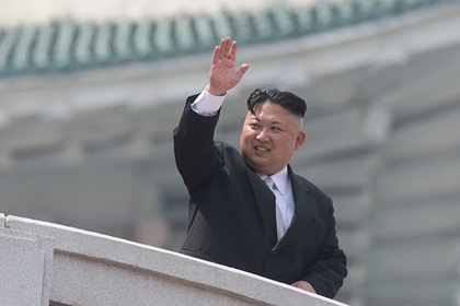 КНДР провела учения понанесению ударов поавианосцам США
