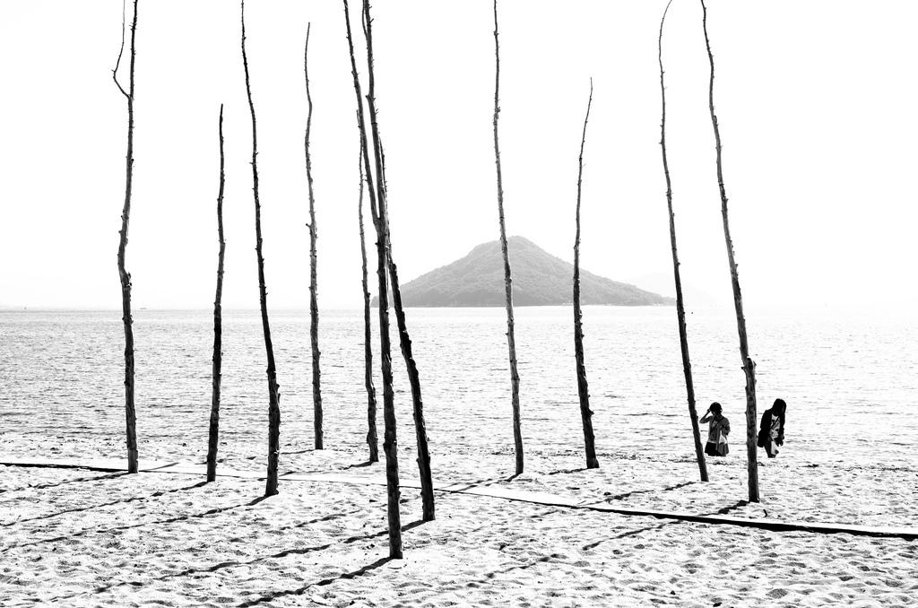 Photos from the Setouchi International Art Festival by Kurt Gledhill