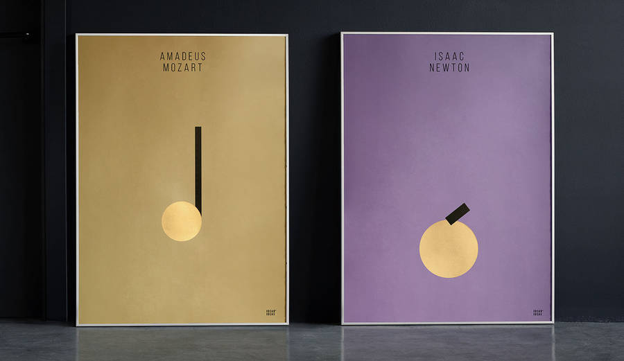 Idear Ideas Brand Identity Inspired by the Moon