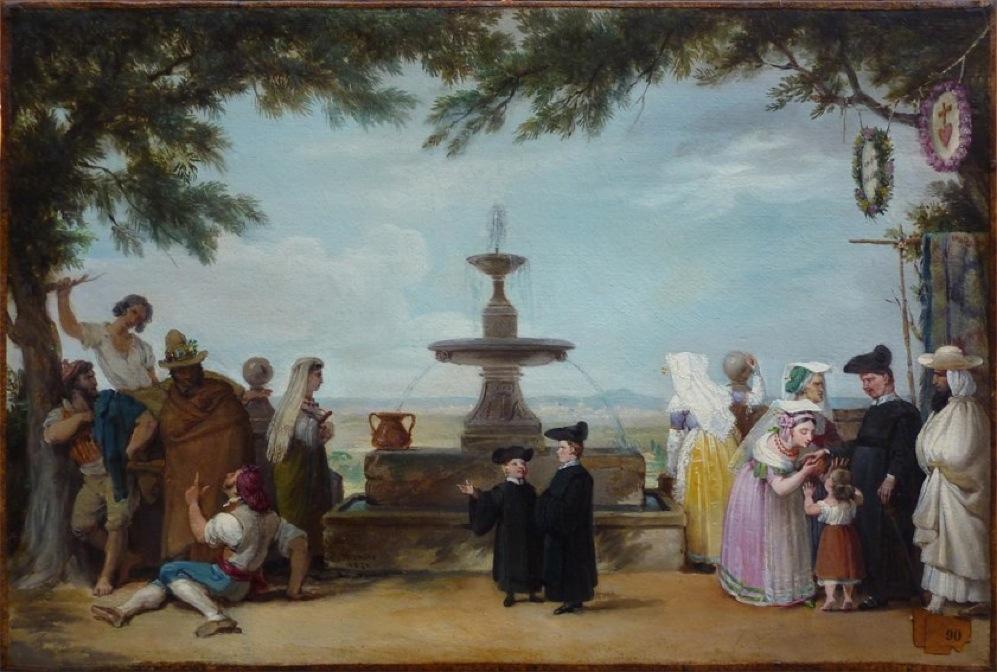 5 Antoine-Jean-Batiste-Thomas villagers.jpg