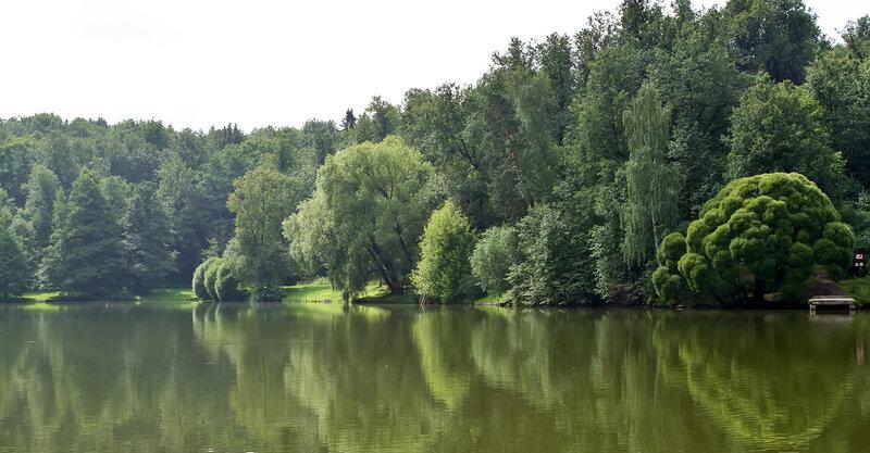 Река Язвенка. Царицыно