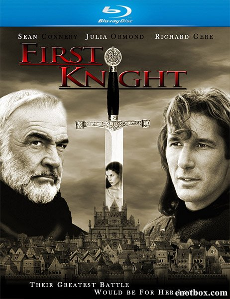 Первый рыцарь / First Knight (1995/BDRip/HDRip)