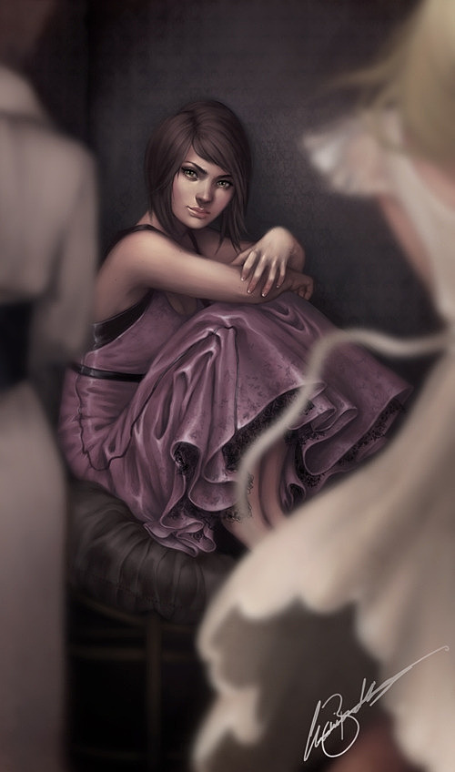 Stunning Digital Illustrations by Charlie Bowater