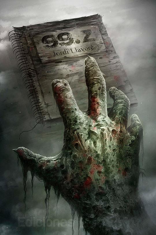 Amazing Concept Art by Francisco Garces