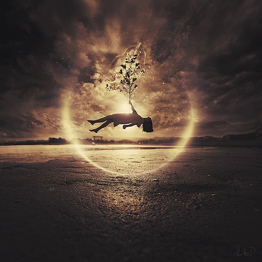 Hot Photo Manipulations by Pierre-Alain D.