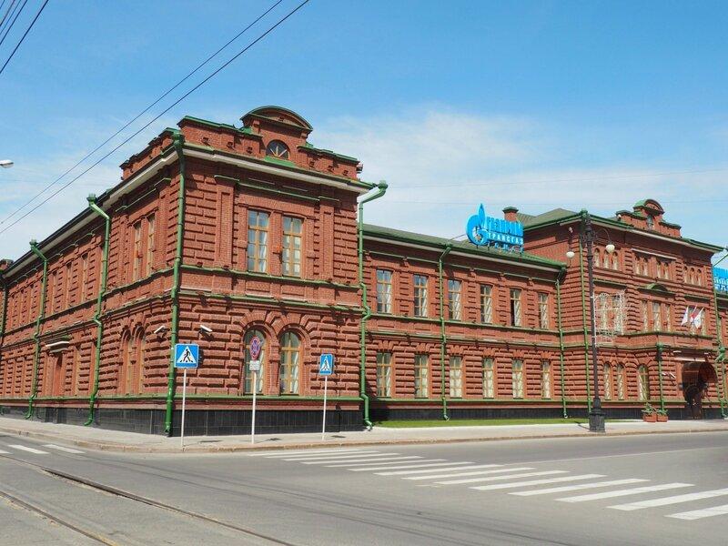 Томск, улица Советская (Tomsk, Sovetskaya street)