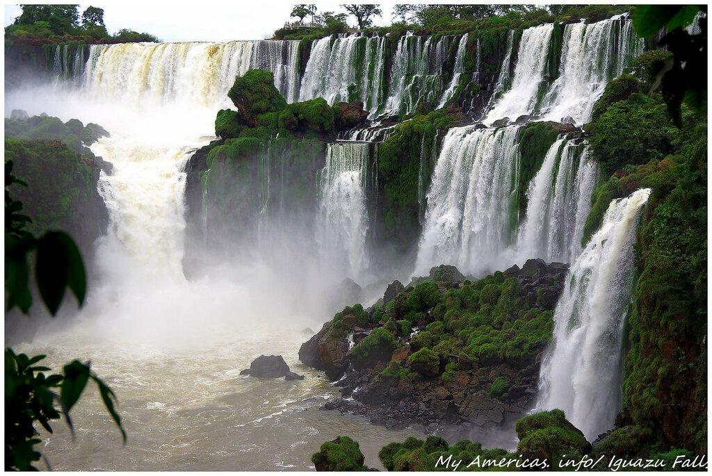 Игуасу. Аргентина.Часть 3