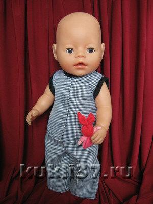 блузка без рукавов Baby Born
