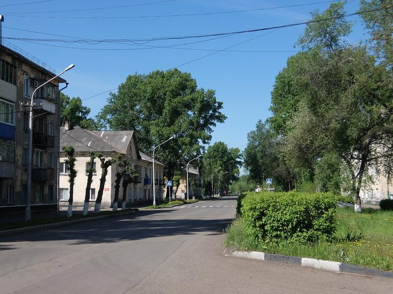 Улица Тузовского