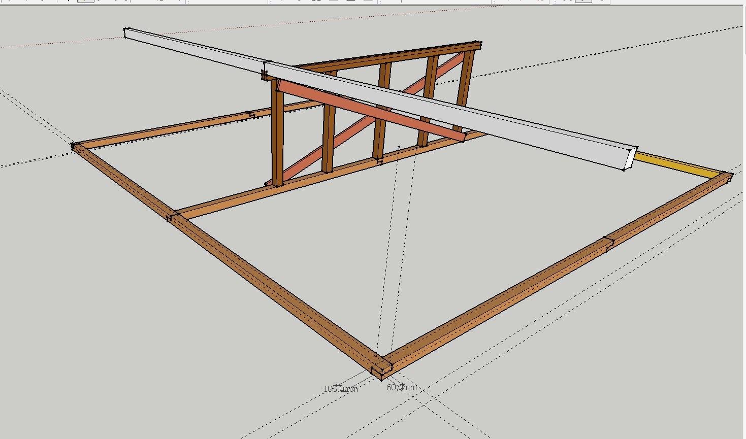 Односкатная крыша своими руками: как сделать, устройство 26