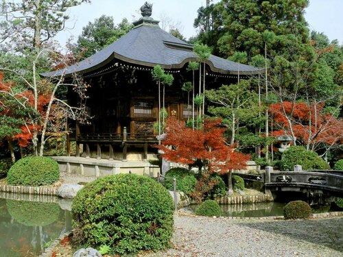 Садовый ландшафт в китайском стиле
