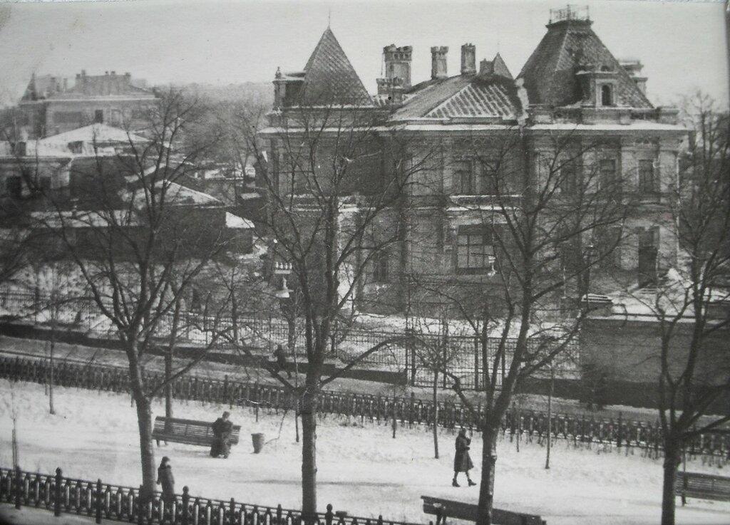 90195 Яузский бульвар 1954—1956.jpg