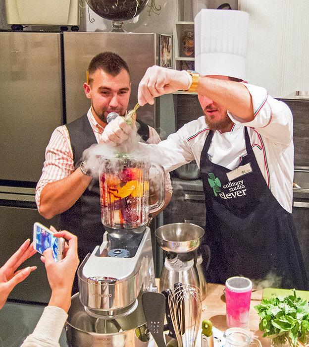 Научиться готовить как шеф повар