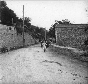 16. Дорога в горном селении