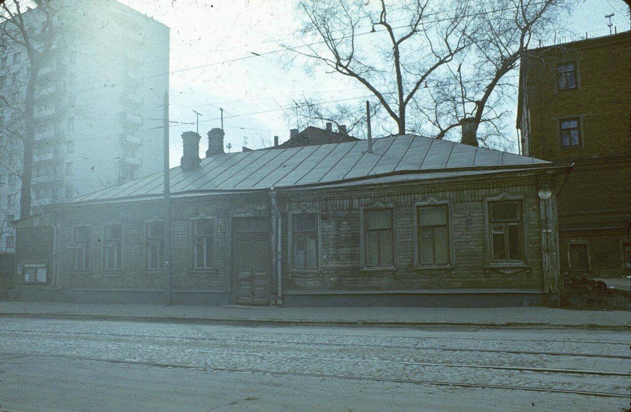 Улица Гиляровского, дом 47