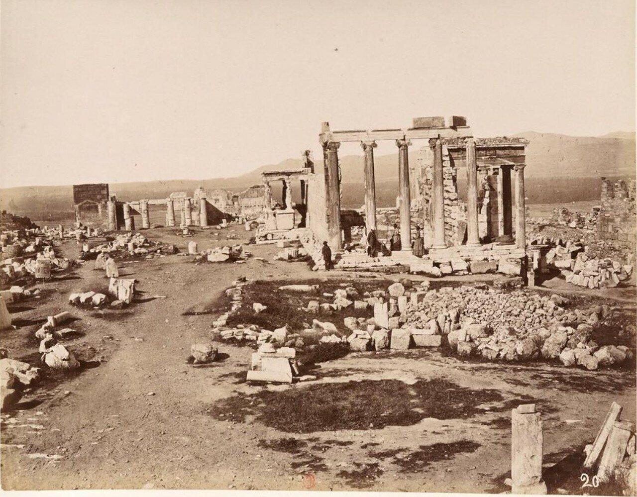 07. Общий вид Акрополя