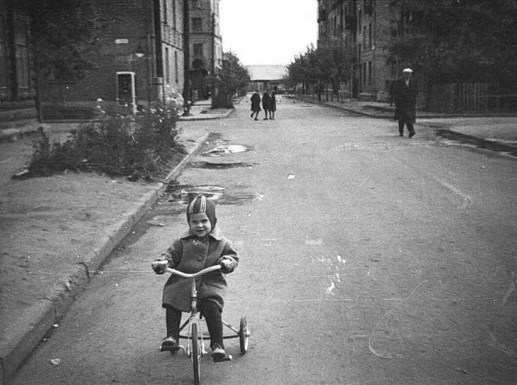 1962. 1-й проезд Марьиной рощи