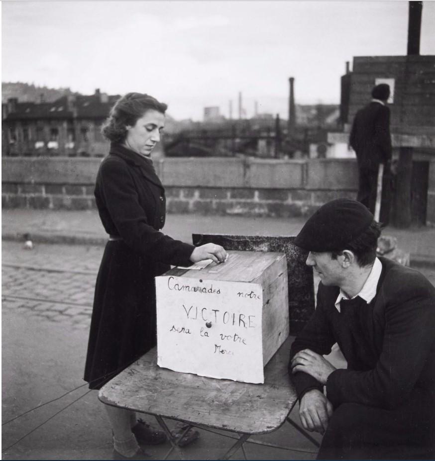 1950. Забастовка