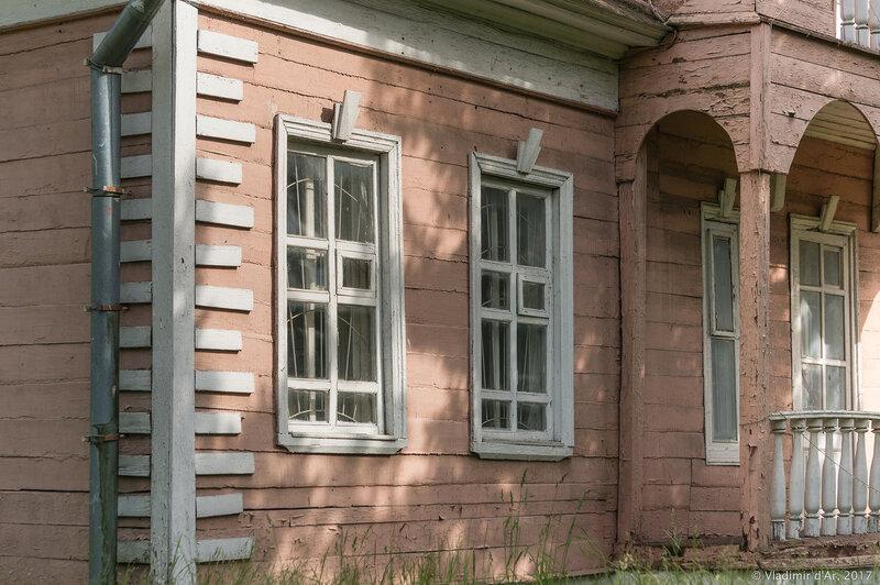 Дом Клятовых (Дмитров, ул. Кропоткинская, 85)