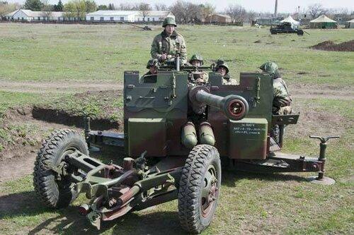 Приднестровье привело ПВО в полную боевую готовность