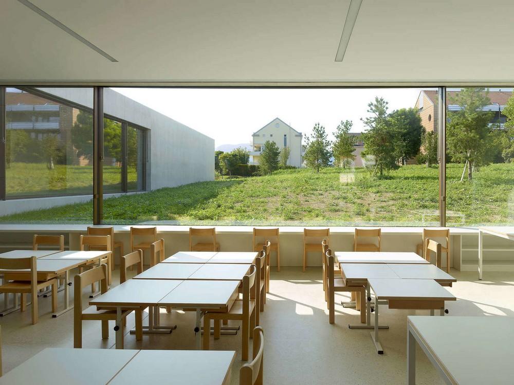 Сад-ясли в Швейцарии