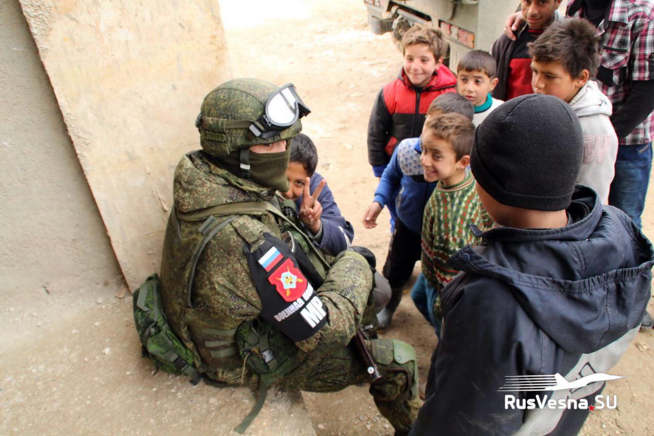 Алеппо освобожденный