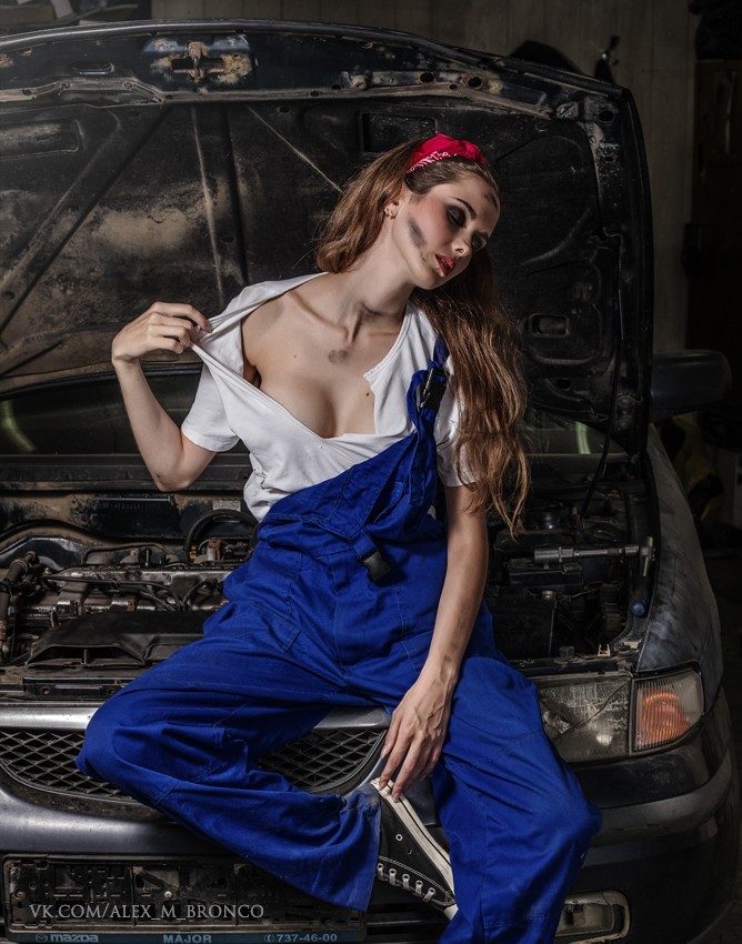 Автосервис Аuto repair / фотограф Alex M. Bronco