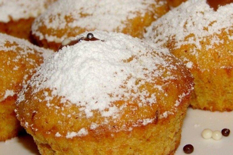 Кекс   рецепт приготовления домашних кексов