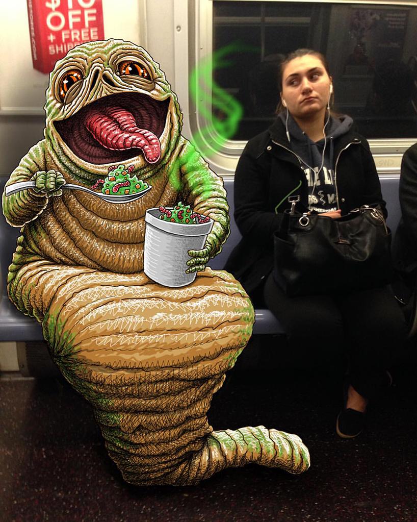 официальный сайт: subwaydoodle.com