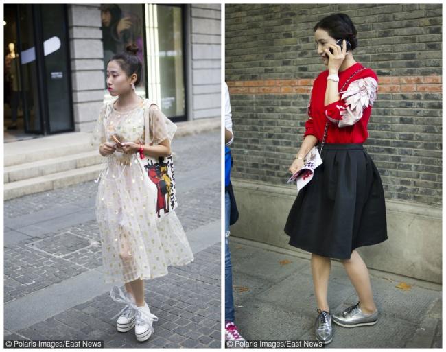 © East News  Инапоследок: красоте китаянок немало способствует тот факт, что они чувствуют се