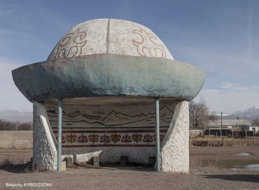 5. Balykchy, Kirgistan