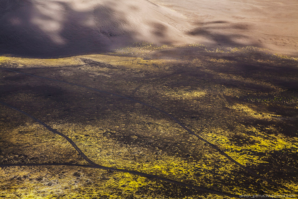 9. Во-от где-то там будет наш базовый лагерь! Уже на территории Мертвого леса.