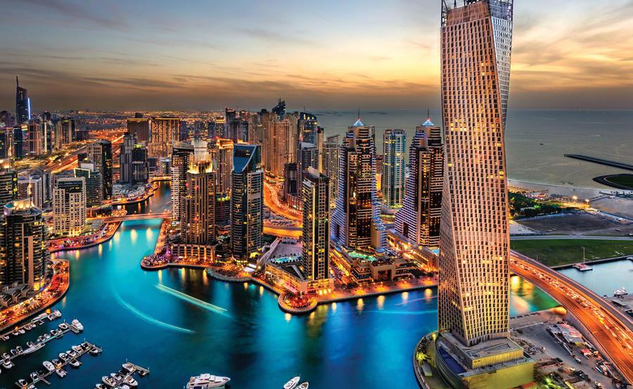 3. Дубай Внешне Дубай выглядит настоящей игрушкой, которая досталась везучему мальчишке из богатой с