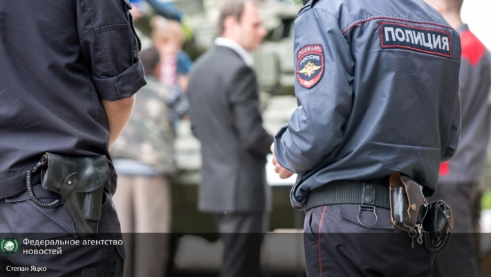В милиции сказали детали массовой потасовки вцентральной части Москвы