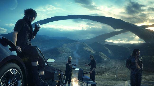 Florence And The Machine появятся в новейшей Final Fantasy