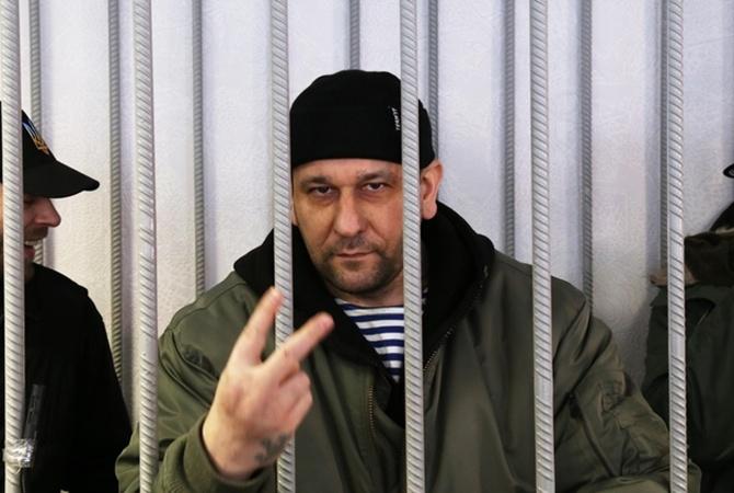 Суд вКиеве отпустил под домашний арест признавшего вину солдата «Торнадо»