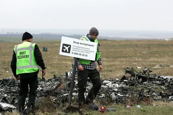 ВНидерландах афишировали новые документы окатастрофе MH17